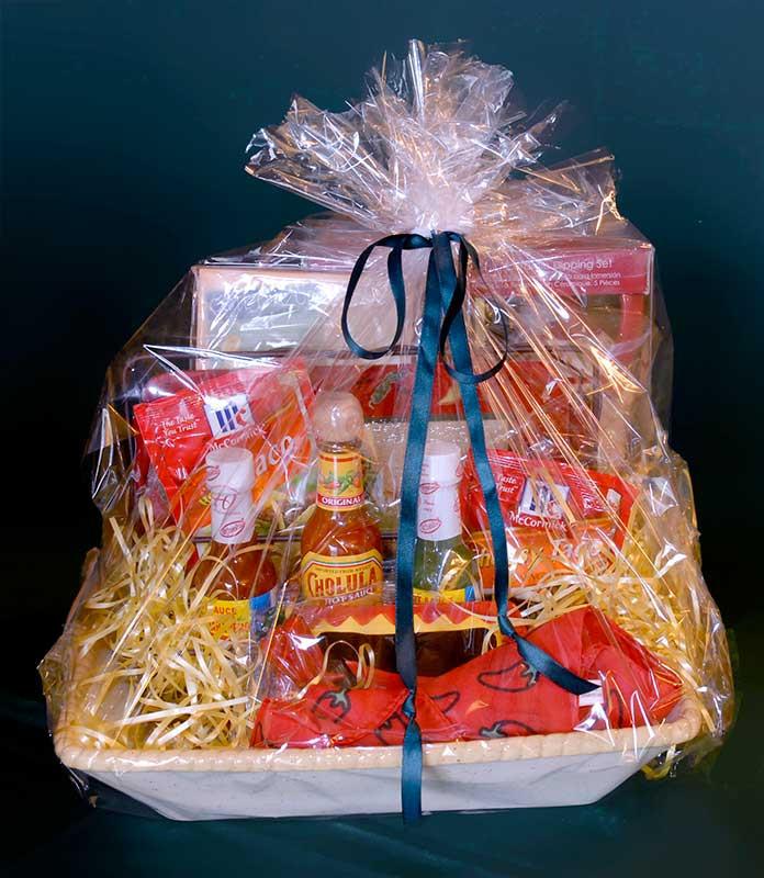 Food Gift Basket Ideas  Gift Basket Ideas