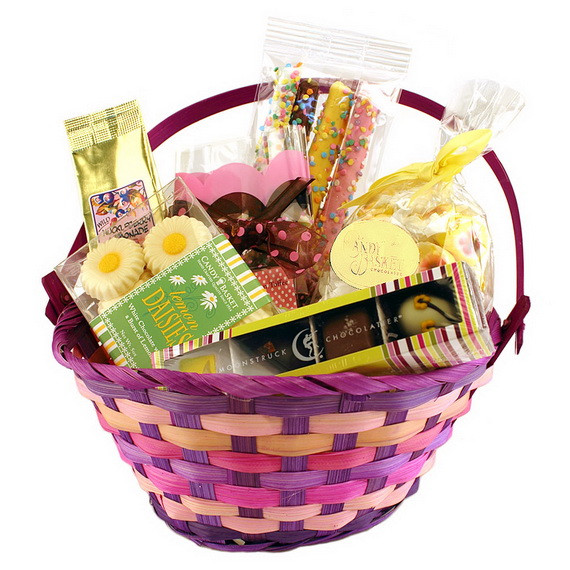 Food Gift Basket Ideas  Easter Holiday Food Gift Baskets Ideas family holiday