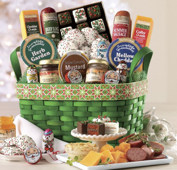 Food Gift Basket Ideas  Holiday Gift Basket Ideas to Create Memories
