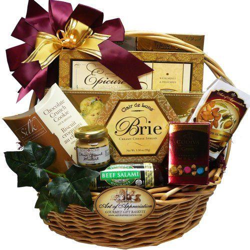 Food Gift Basket Ideas  Best 25 Food t baskets ideas on Pinterest
