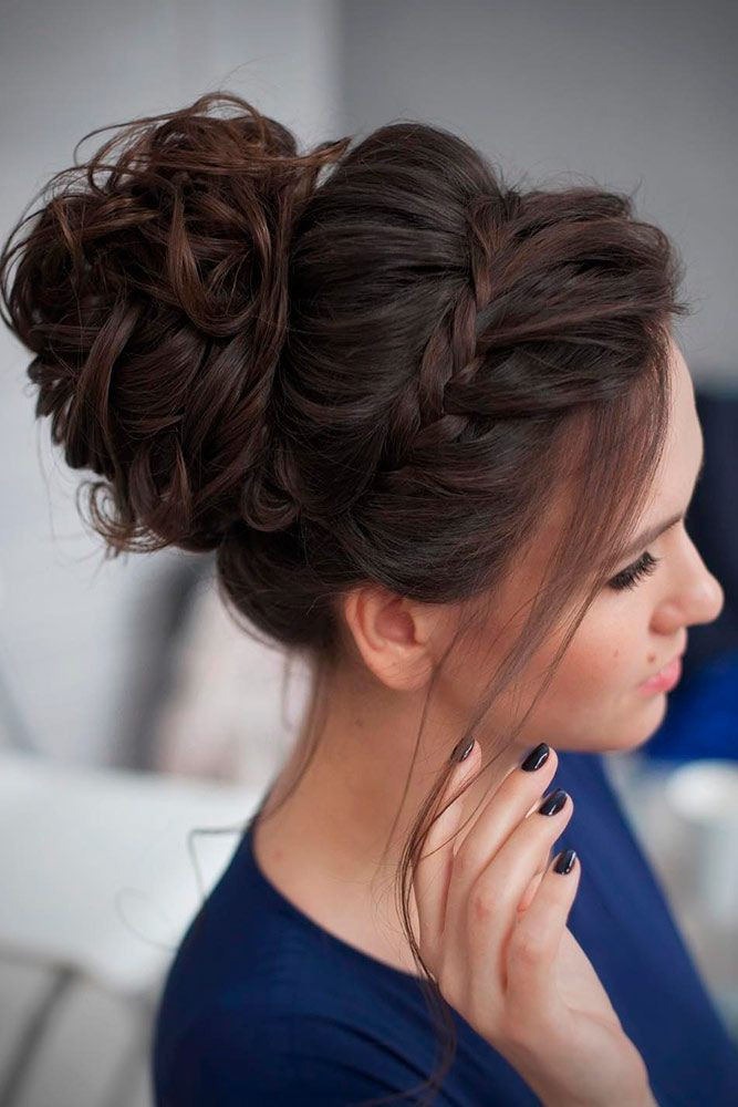 Formal Updos Hairstyles  Ideas of Formal Hairstyles for Long Hair 2017 ★ See more