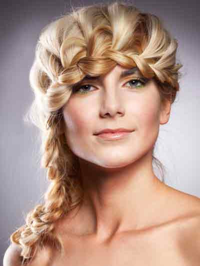 Formal Updos Hairstyles  Formal Braided Hairstyles For Long Hair Best Updos for