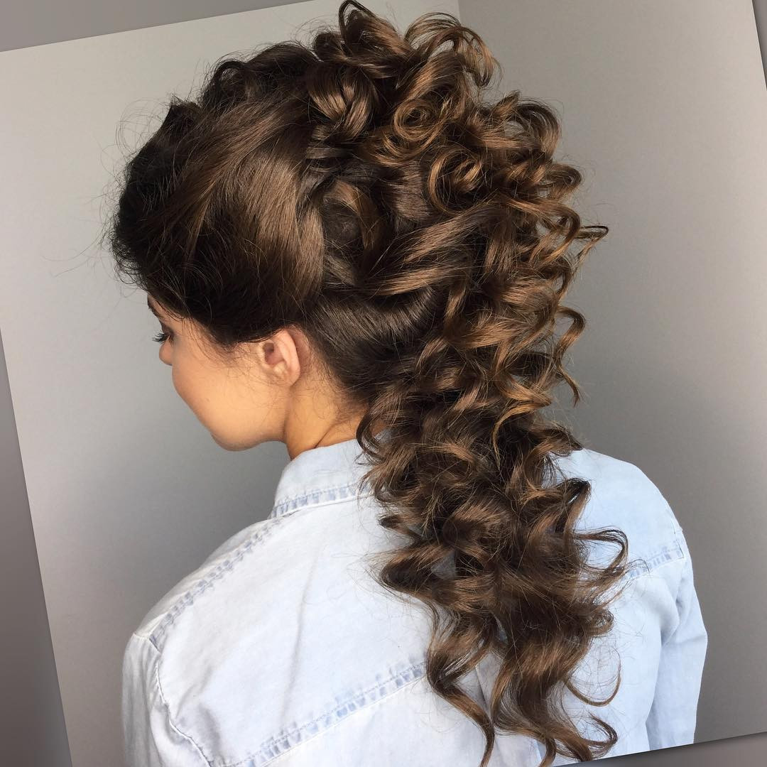 Formal Updos Hairstyles  40 Outdo All Your Classmates with These Amazing Prom