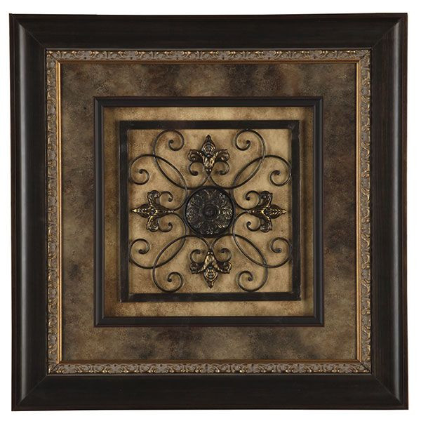 Best ideas about Framed Wall Art . Save or Pin 528 best images about Tuscan Decor on Pinterest Now.