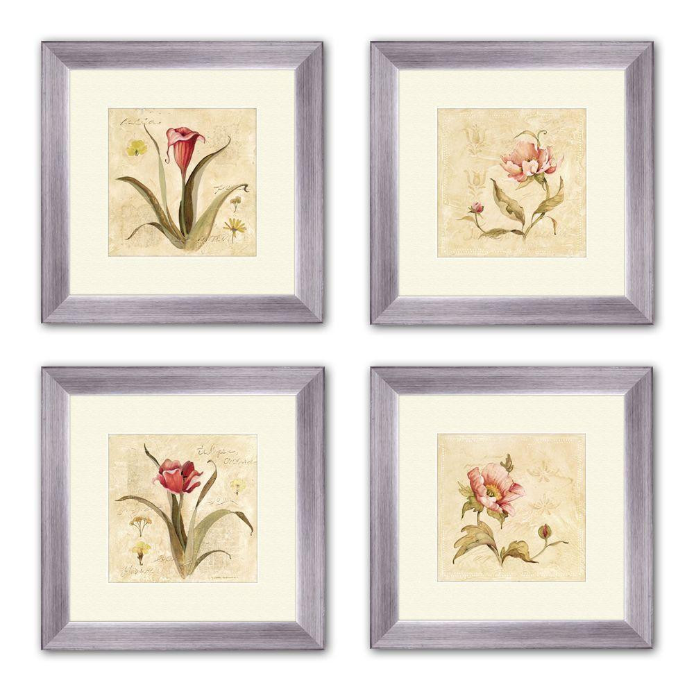 "Best ideas about Framed Wall Art . Save or Pin PTM 14 in x 14 in ""Perfect Flower"" Matted Framed Now."