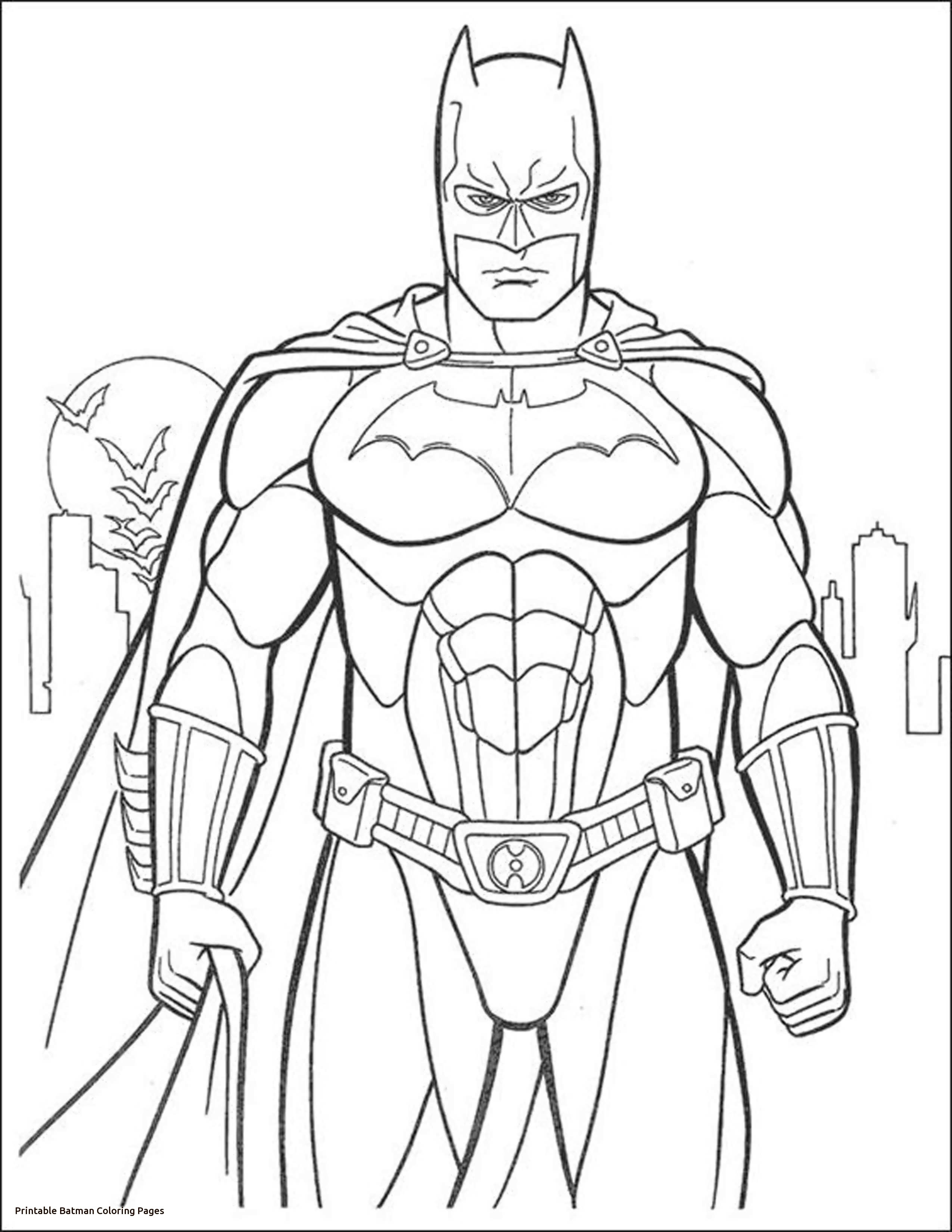 Best ideas about Free Batman Printable Coloring Pages . Save or Pin Best Free Printable Batman Coloring Pages Now.