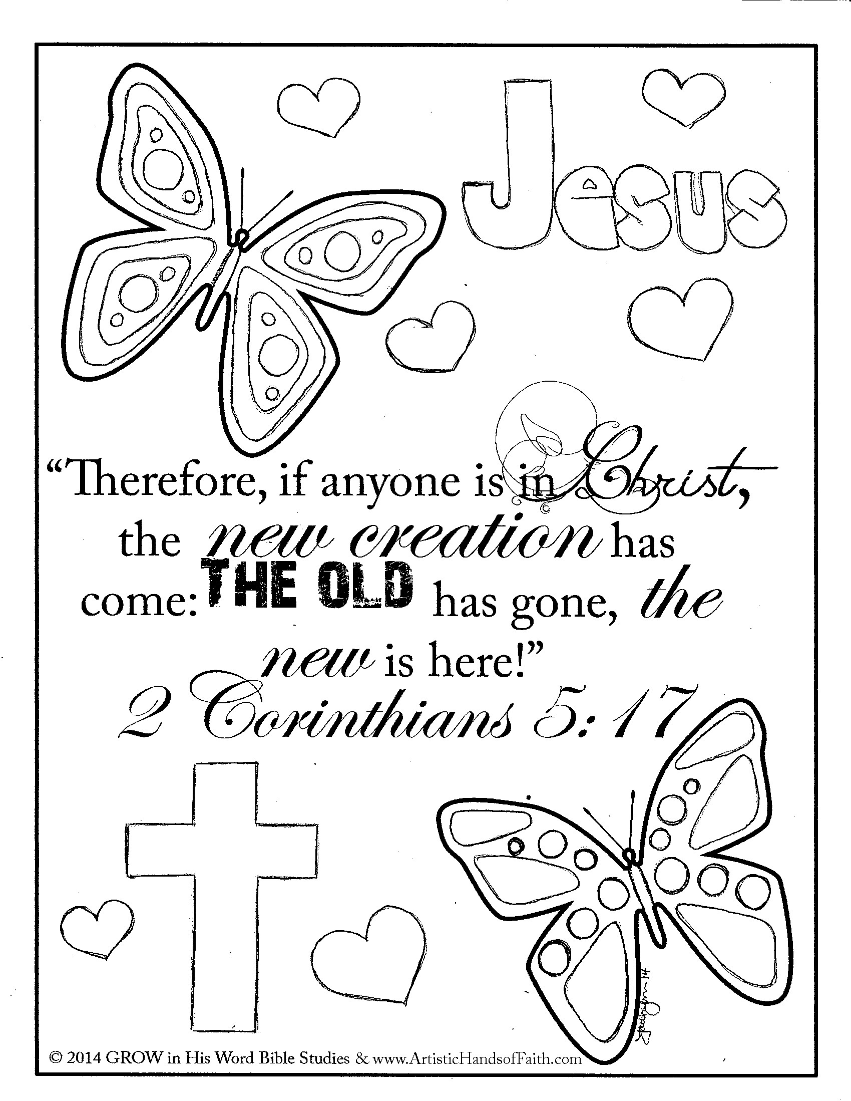 Free Bible Verse Coloring Pages  Download Amazing Printable Bible Coloring Pages With