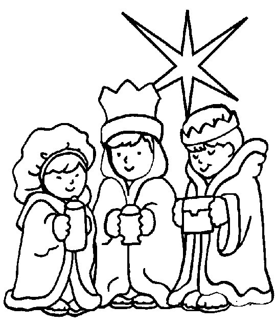 Free Christmas Coloring Sheets For Kids  Free Printable Christmas Coloring Pages for Kids