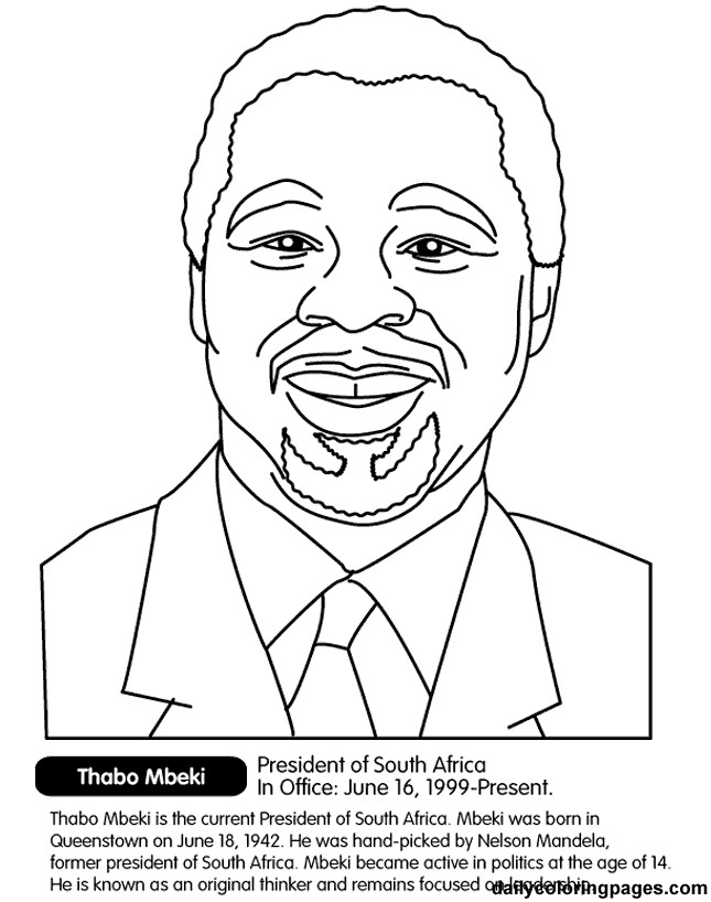 Best ideas about Free Coloring Pages For Black History . Save or Pin Black history month coloring pages 7 Free Printable Now.