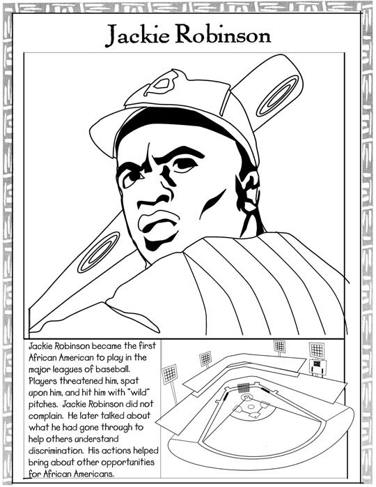 Best ideas about Free Coloring Pages For Black History . Save or Pin Black History Month Coloring Pages Coloring Home Now.