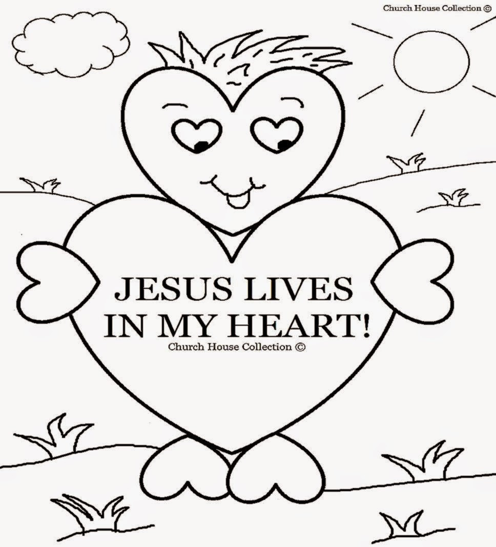 Free Coloring Pages For Sunday School  Sunday School Coloring Pages