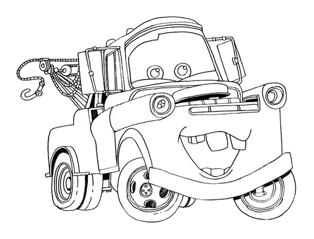 Free Coloring Pages Of Cars 2  Best of free disney coloring pages Bestofcoloring