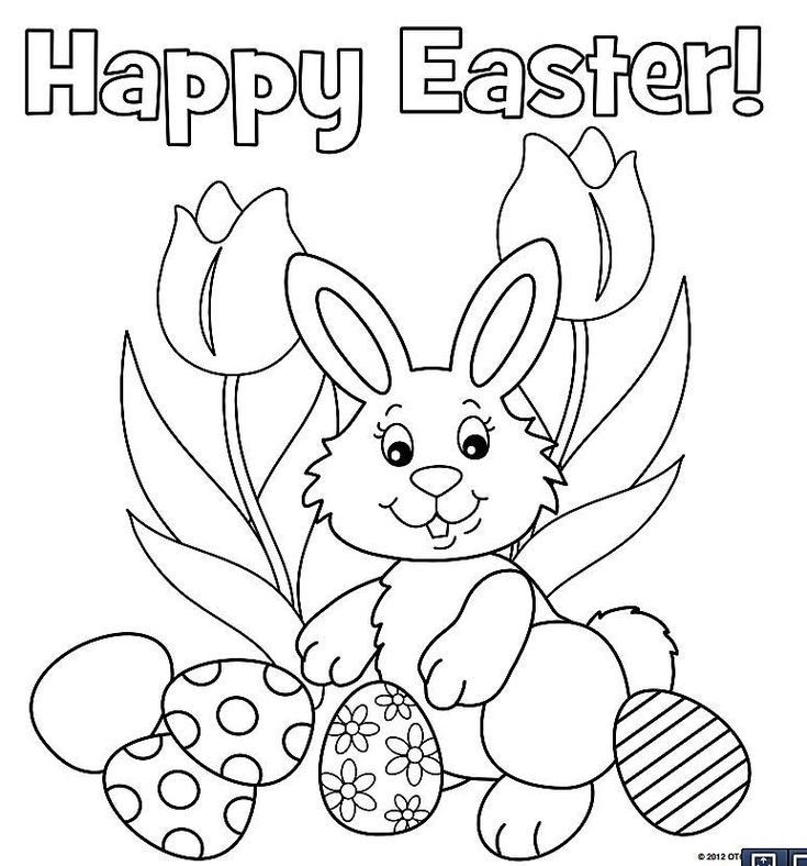 Best ideas about Free Coloring Pages Of The Easter Bunny . Save or Pin The Kids Will Love These Free Printable Easter Bunny Now.