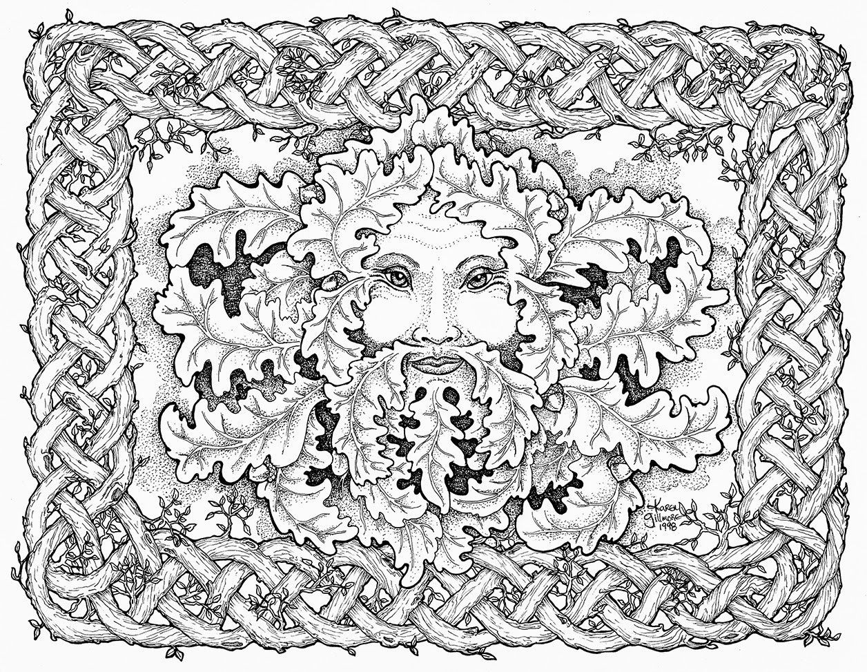 Free Coloring Pages Online Adults  47 Awesome Free line Coloring Pages for Adults