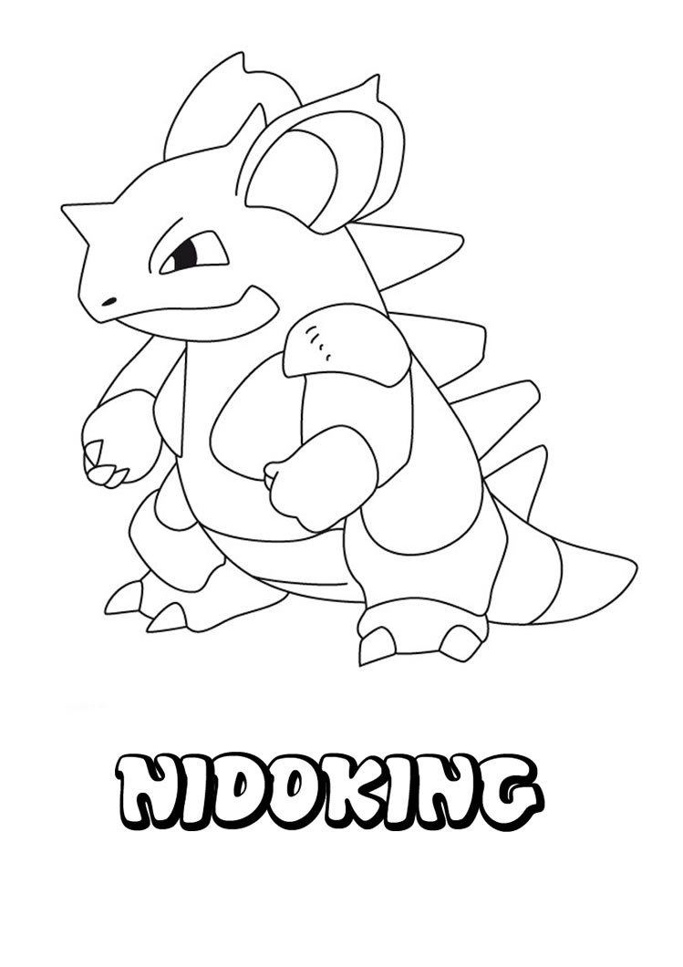 Free Coloring Pages Pokemon  Pokemon Coloring Pages Join your favorite Pokemon on an
