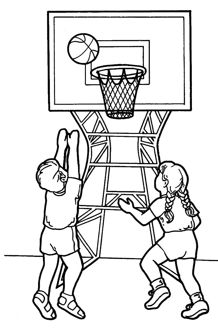 Free Coloring Pages Sports  Free Printable Sports Coloring Pages For Kids