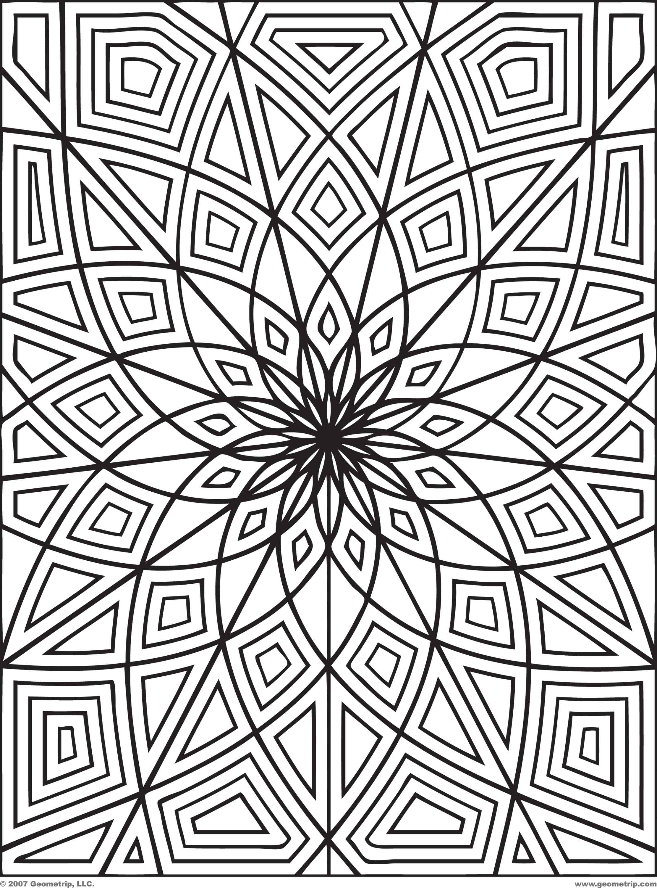 Free Coloring Sheets Adults  Free Printable Adult Coloring Pages Awesome Image 14