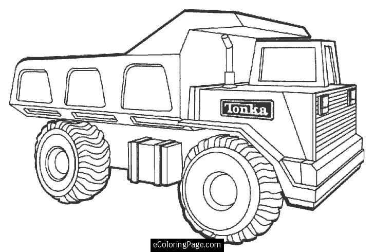 Free Coloring Sheets Construction Trucks  Pin by Emily Lee on Coloring pages christopher