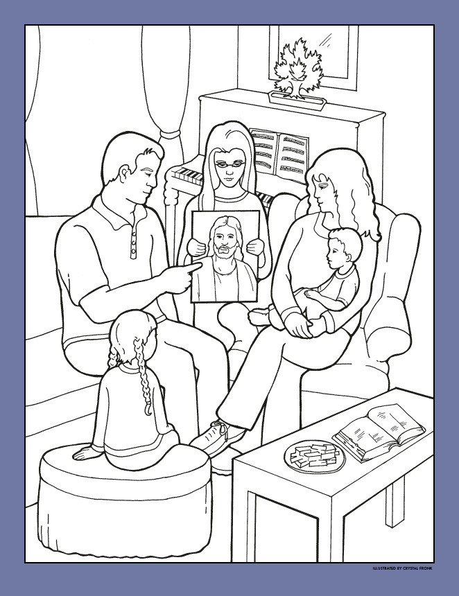 Best ideas about Free Coloring Sheets For Ages 2 To 4 Years Old For The New Testament . Save or Pin LDS Coloring Pages Dr Odd Now.
