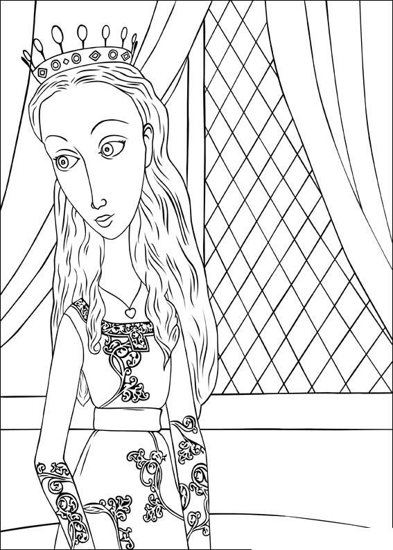 Best ideas about Free Coloring Sheets For Kids Kate Dicamillo Stories . Save or Pin A Lenda de Despereaux desenhos para colorir pintar Now.