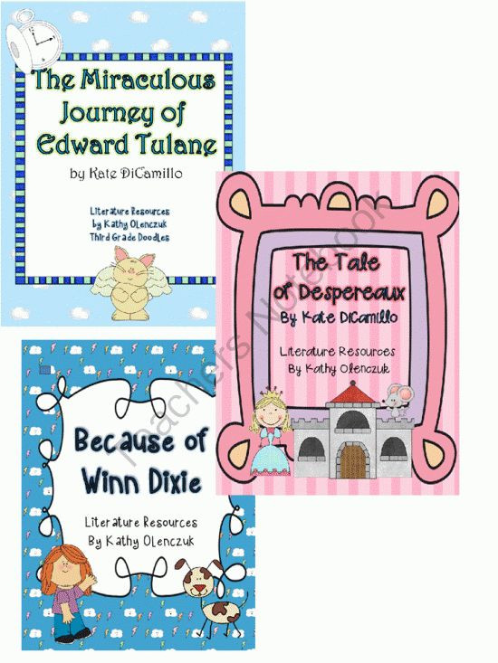 Best ideas about Free Coloring Sheets For Kids Kate Dicamillo Stories . Save or Pin 14 best images about The Miraculous Journey of Edward Now.