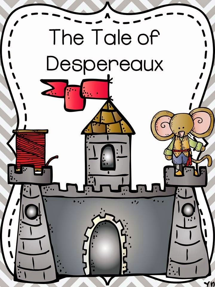 Best ideas about Free Coloring Sheets For Kids Kate Dicamillo Stories . Save or Pin The Tale of Despereaux Lapbook Final Project Now.