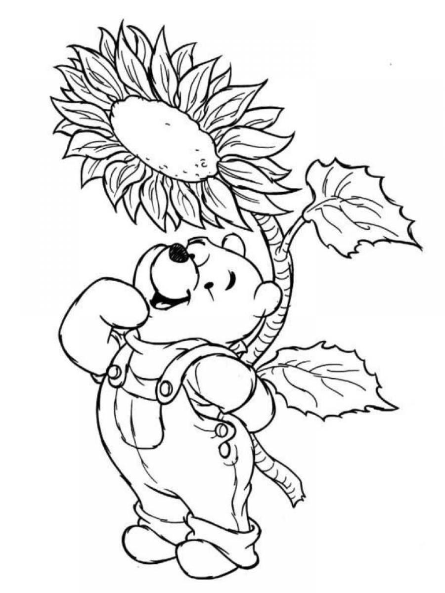 Best ideas about Free Coloring Sheets For Spring . Save or Pin spring coloring pages Now.