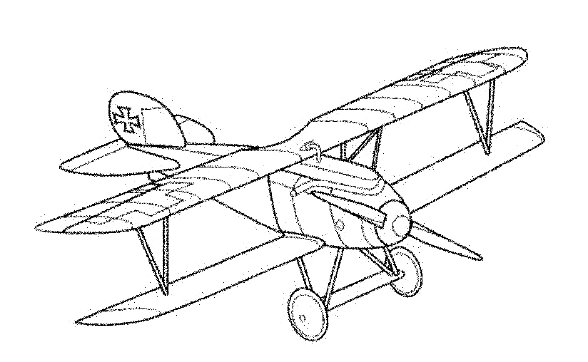Free Coloring Sheets Of Airplanes  Print & Download The Sophisticated Transportation of