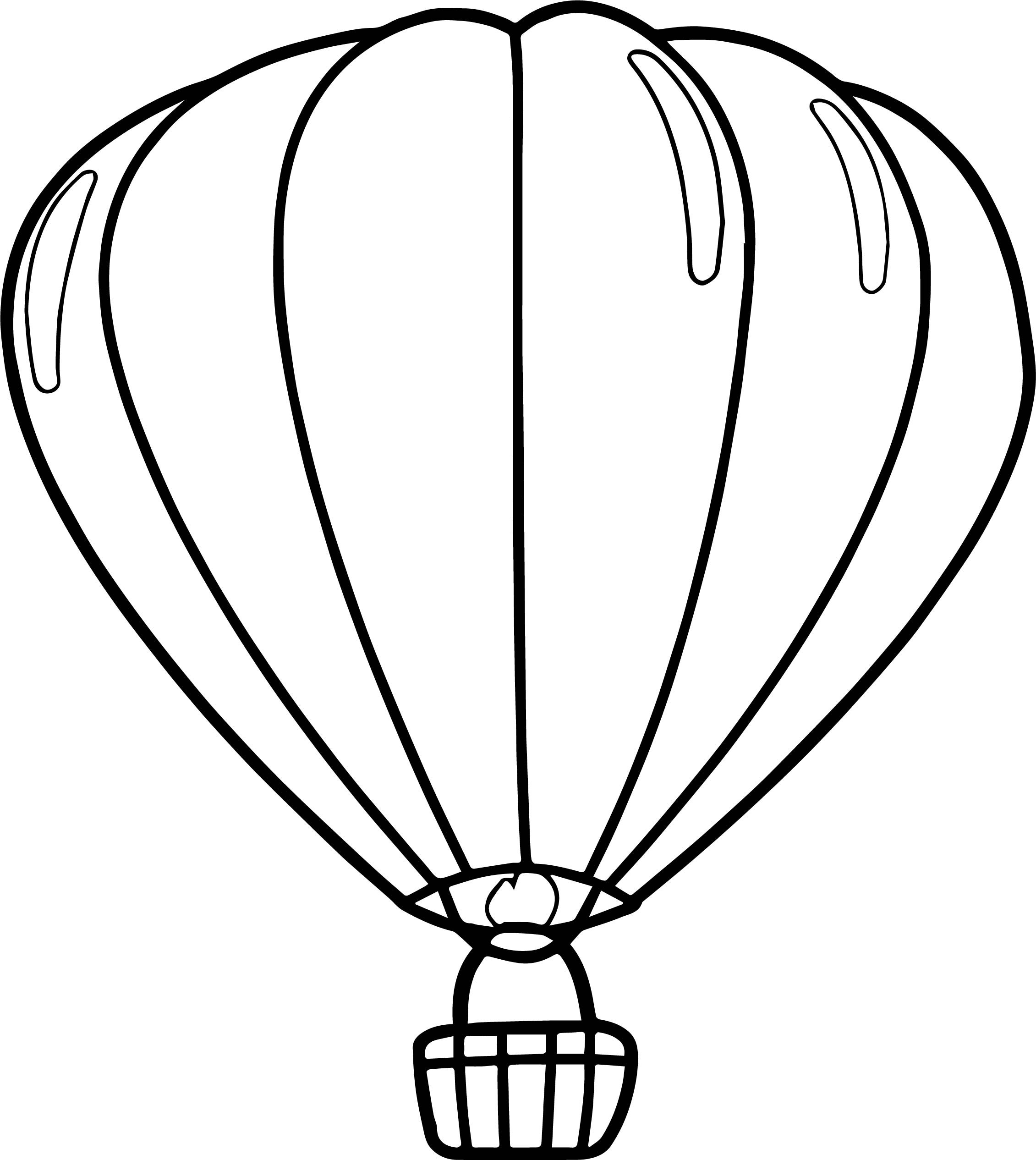 Free Coloring Sheets Of Balloons  Balloon Coloring Pages Coloring Pages Printable Free