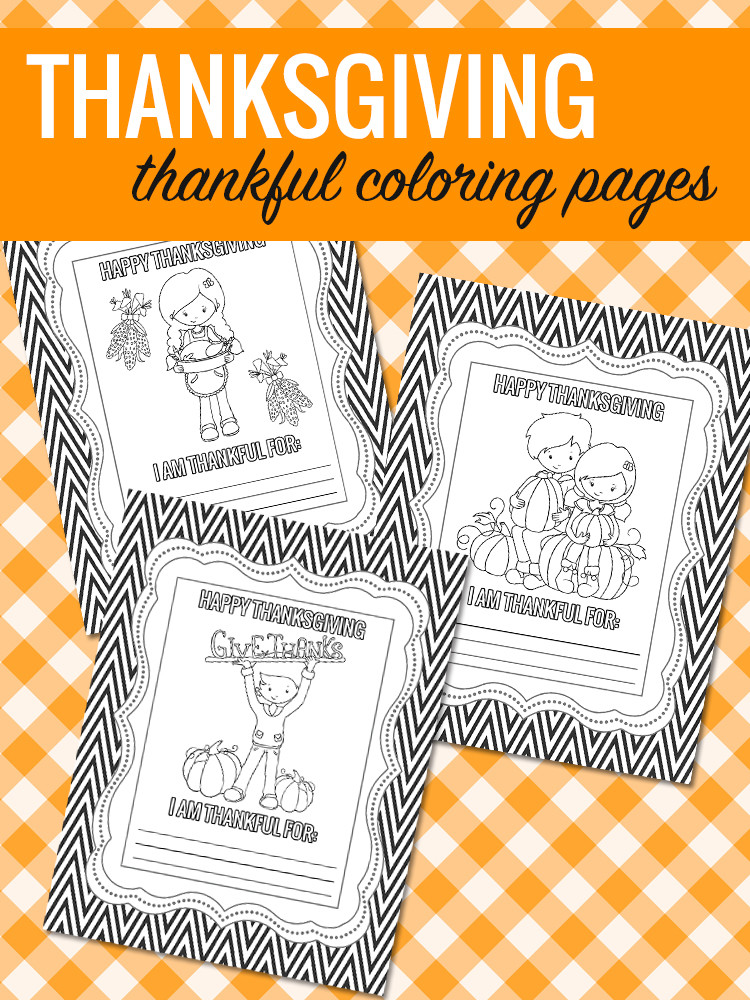 Best ideas about Free Coloring Sheets On Gratutude . Save or Pin Printable Thanksgiving Coloring Pages Lil Luna Now.