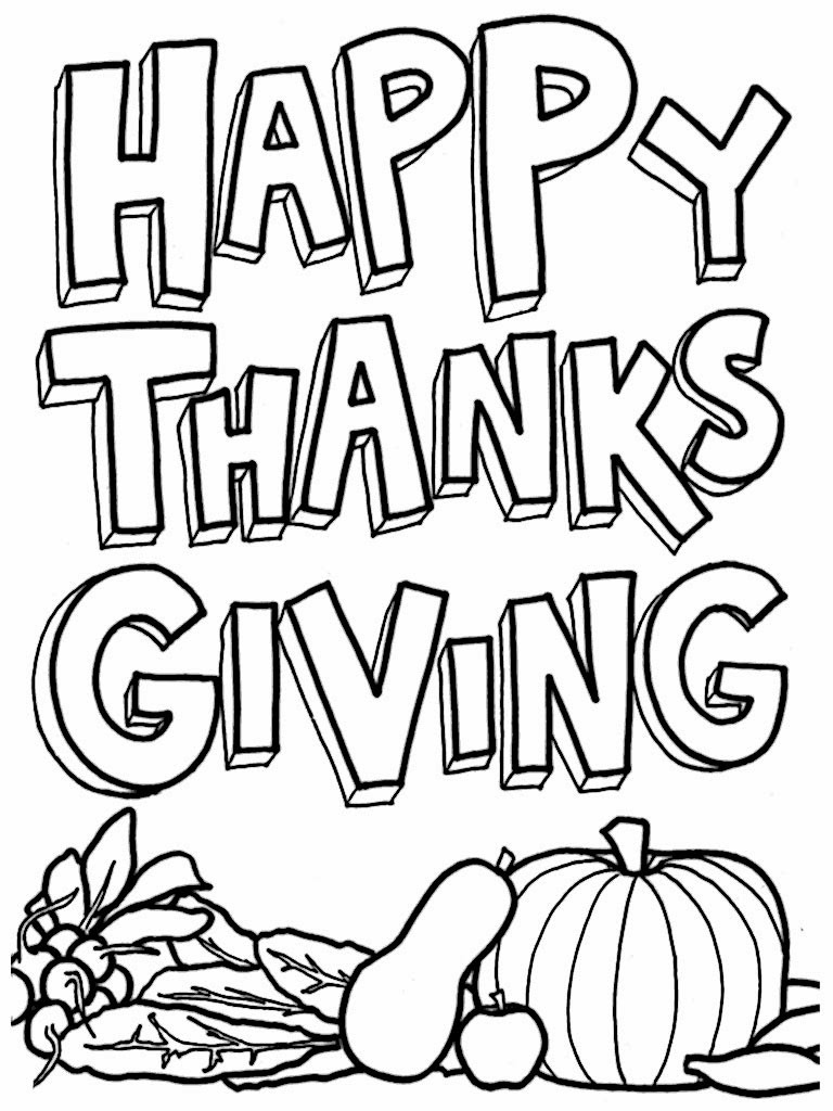 Best ideas about Free Coloring Sheets On Gratutude . Save or Pin Printable Thanksgiving Coloring Pages Now.