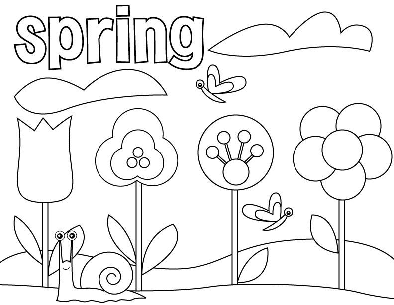 Free Coloring Sheets Preschool  Free Printable Preschool Coloring Pages Best Coloring