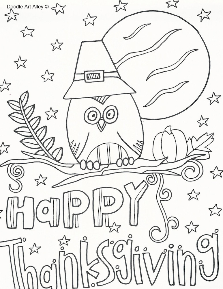 Best ideas about Free Coloring Sheets Thanksgiving Dance . Save or Pin Printable Thanksgiving Coloring Pages For Kindergarten Now.