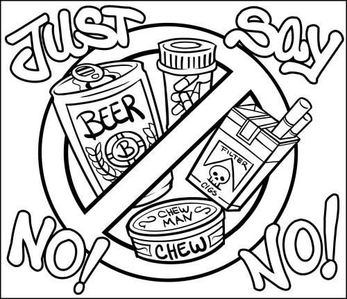 Best ideas about Free Drug Free Coloring Sheets . Save or Pin Custom Watercolor Paint Books Now.