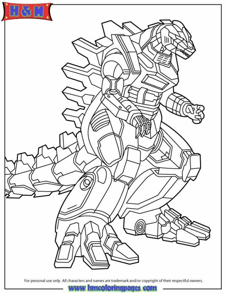 Free Godzilla Coloring Pages For Kids  Get This Kids Printable Godzilla Coloring Pages uNrZj