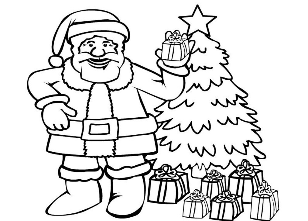 Best ideas about Free Holiday Printable Coloring Sheets . Save or Pin Merry Christmas Coloring Pages 2018 Free Printable Now.