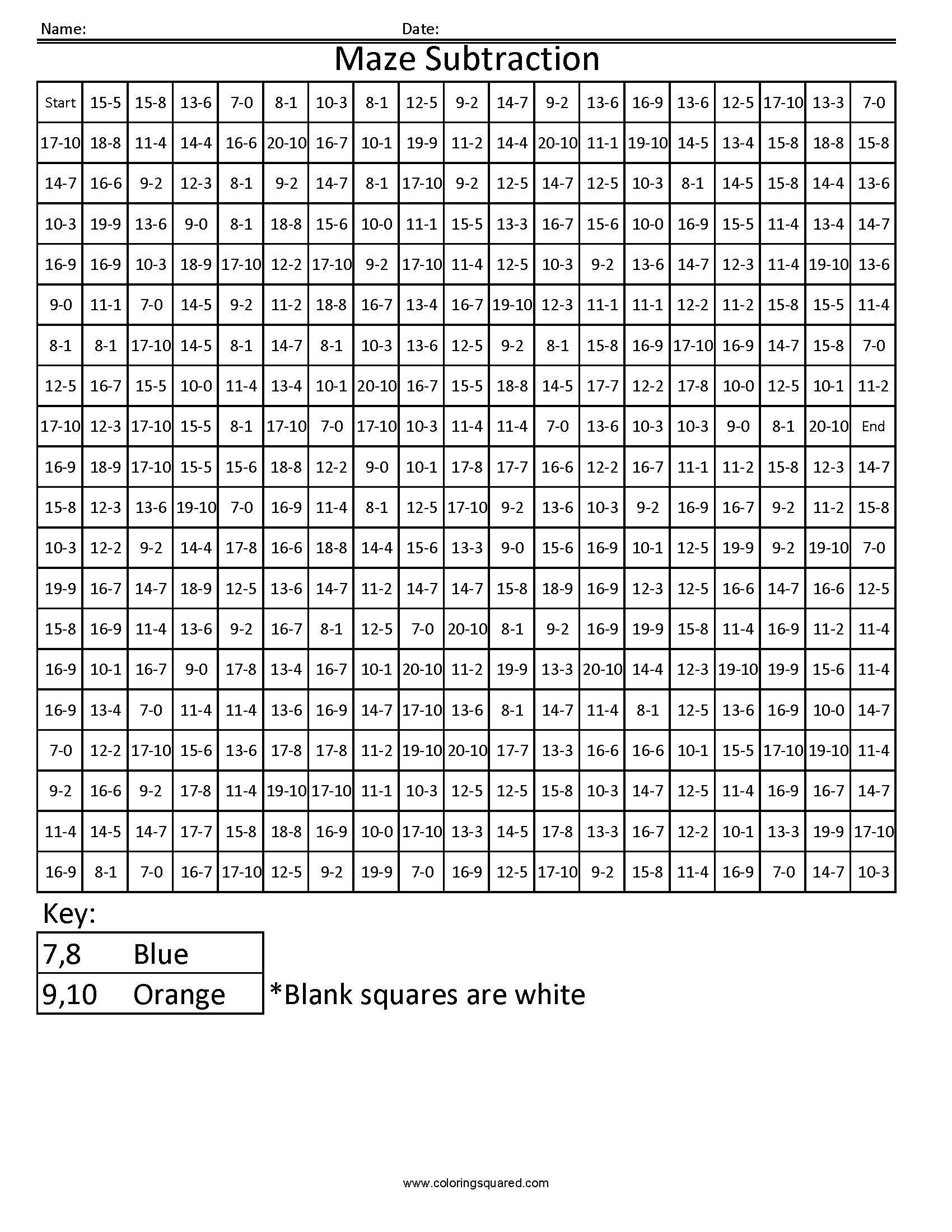 Free Periodic Table Coloring Book For Kids  Free Coloring Pages For Girls Minecraft Cutouts Printable