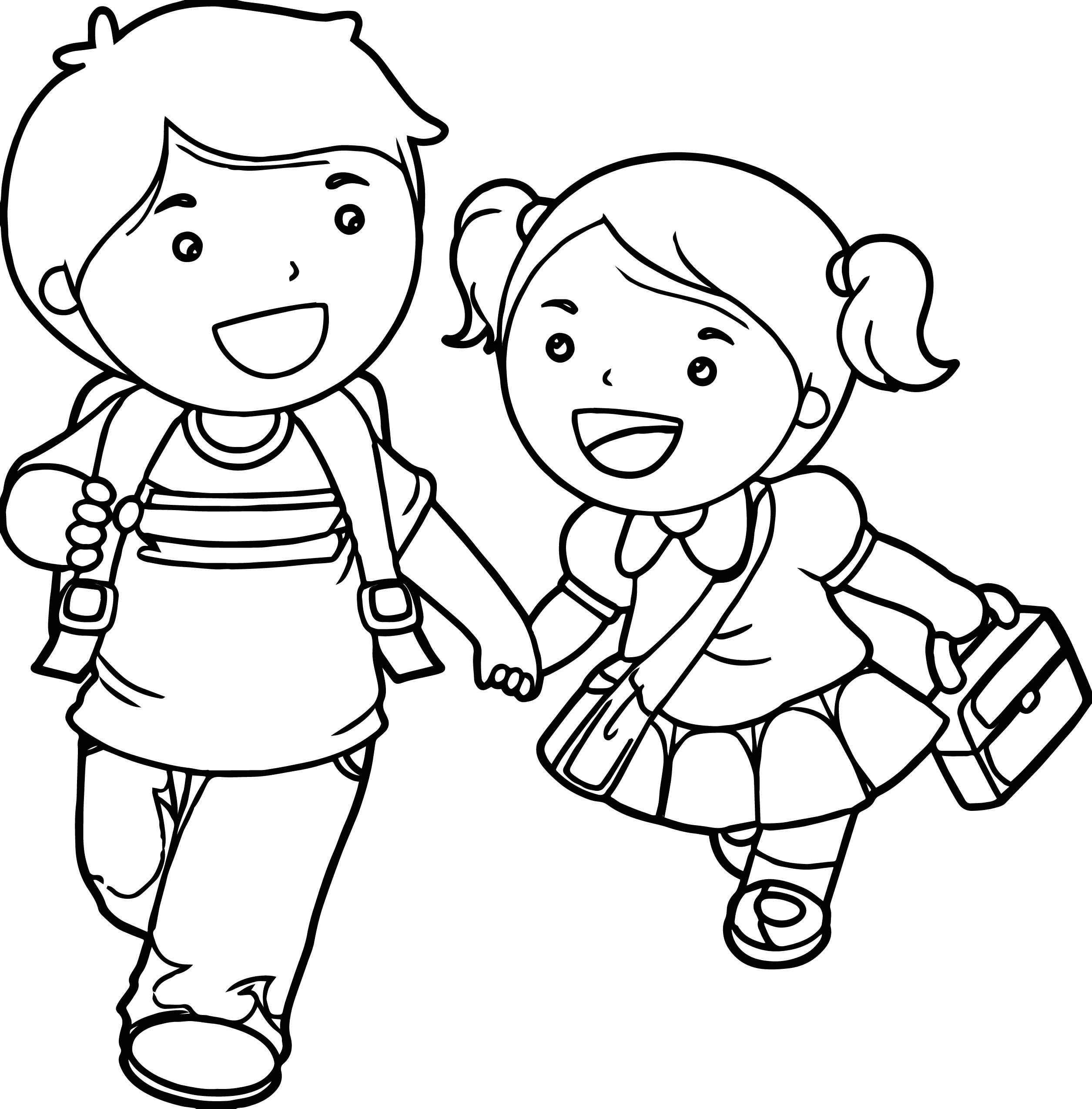 Free Printable Coloring Pages For Girls And Boys  Fun Coloring Pages For Boys And Girls The Art Jinni