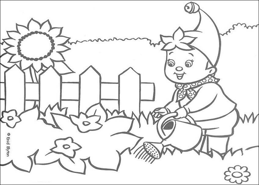 Free Printable Coloring Sheets For Gr.1  Coloriage Jardin Les beaux dessins de Nature à imprimer