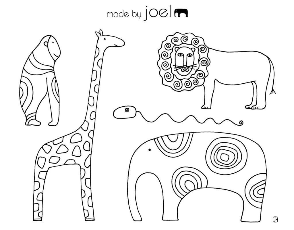Free Printable Coloring Sheets Of Animals For 5 Grades  1 Sınıf Boyama Kağıtları Etkinlikleri Hayvanlar Alemi