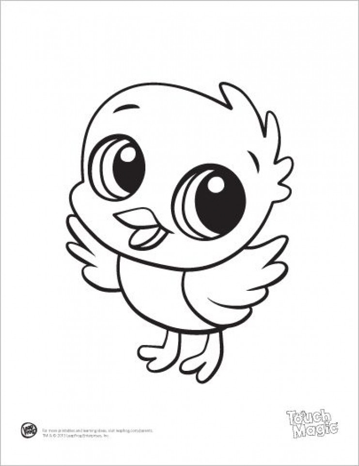 Best ideas about Free Printable Coloring Sheets Of Baby Animals With Big Eyes And Are Kittens . Save or Pin Get This Printable Baby Animal Coloring Pages line Now.