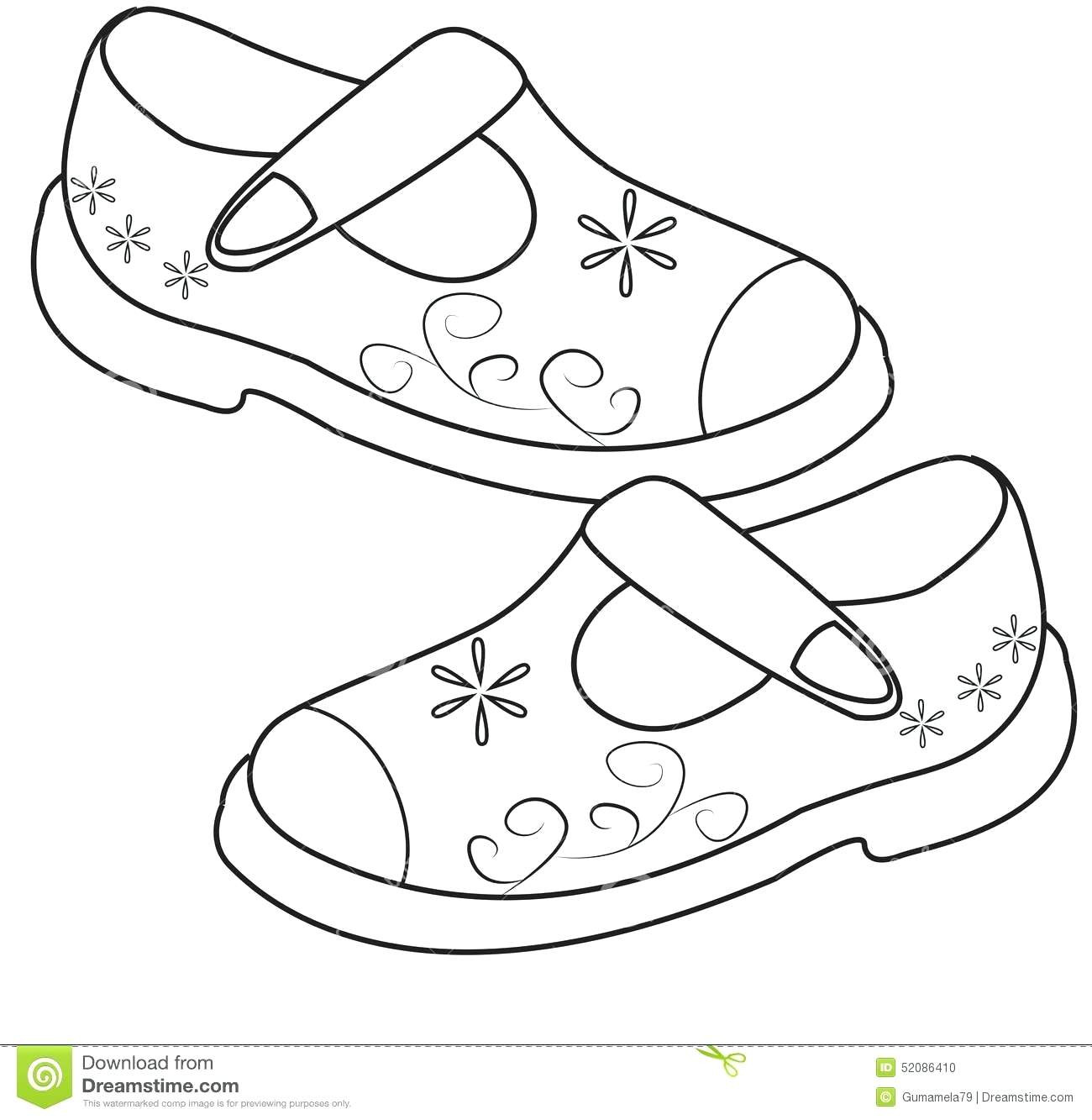 Best ideas about Free Printable Coloring Sheets Shoes . Save or Pin Printable Shoes To Color Style Guru Fashion Now.