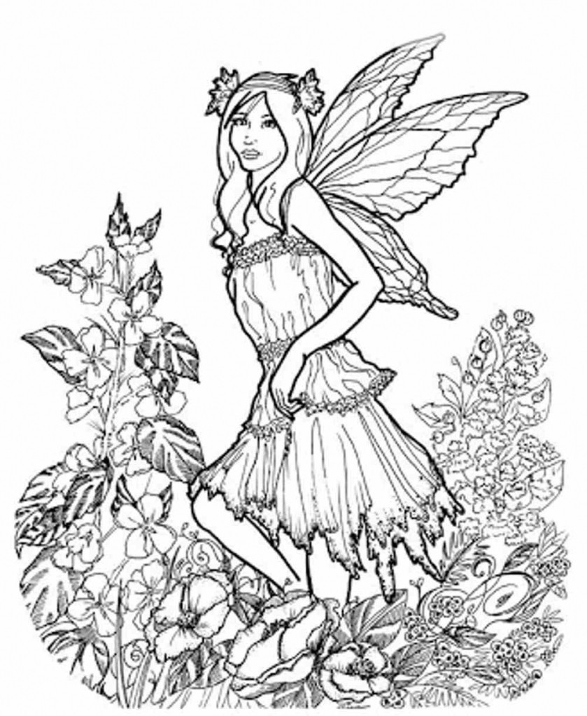 Free Printable Coloring Sheets Spring For Adults  Spring Coloring Pages coloringsuite