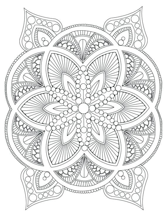 Free Printable Coloring Sheets Stress Relief  coloring Stress Relief Coloring Pages
