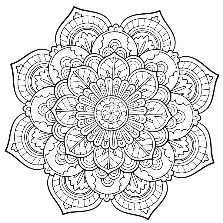 Free Printable Coloring Sheets Stress Relief  Stress Relief Coloring Pages Ing Malas line Free