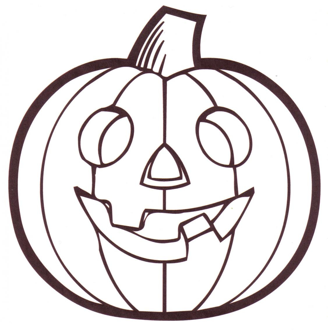 Free Pumpkin Coloring Pages  Free Printable Pumpkin Coloring Pages For Kids