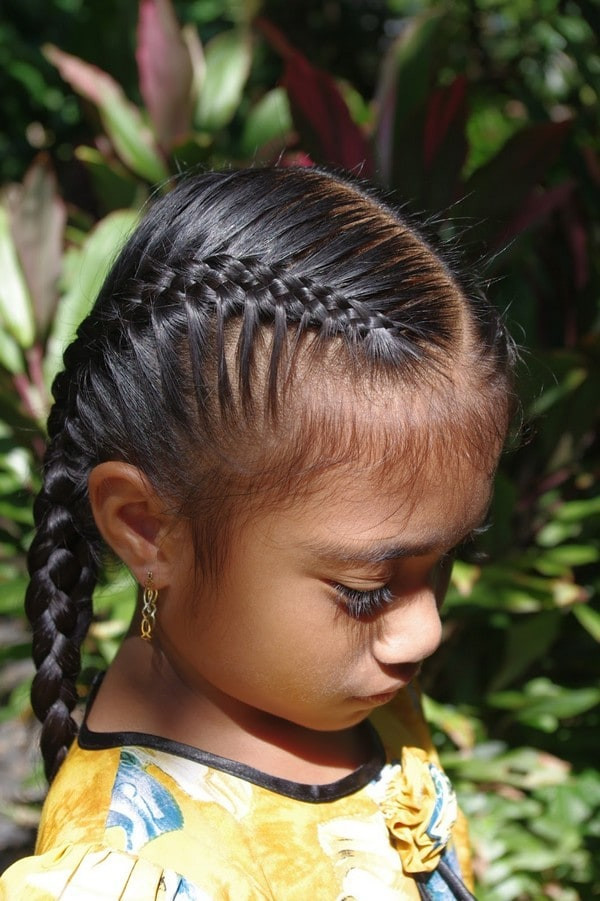 French Braid With Weave Hairstyles  7 Tantalizing Dutch French Braids to Stand Out HairstyleCamp