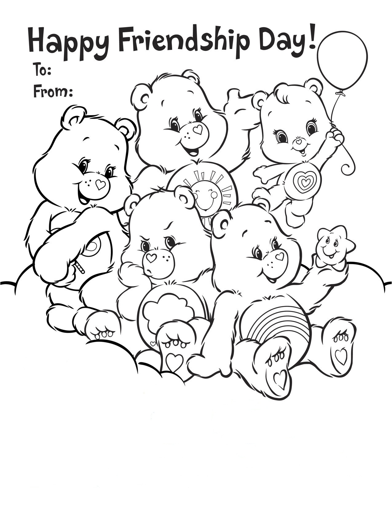 Friendship Coloring Pages For Girls  Best Friend Quotes Coloring Pages QuotesGram