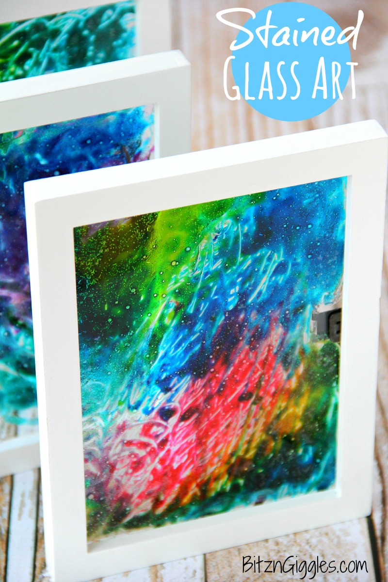 Best ideas about Fun Art For Kids . Save or Pin 40 Simple DIY Projects for Kids to Make Now.