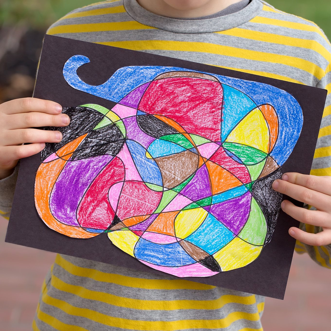 Best ideas about Fun Art For Kids . Save or Pin Scribble Art for Kids Now.